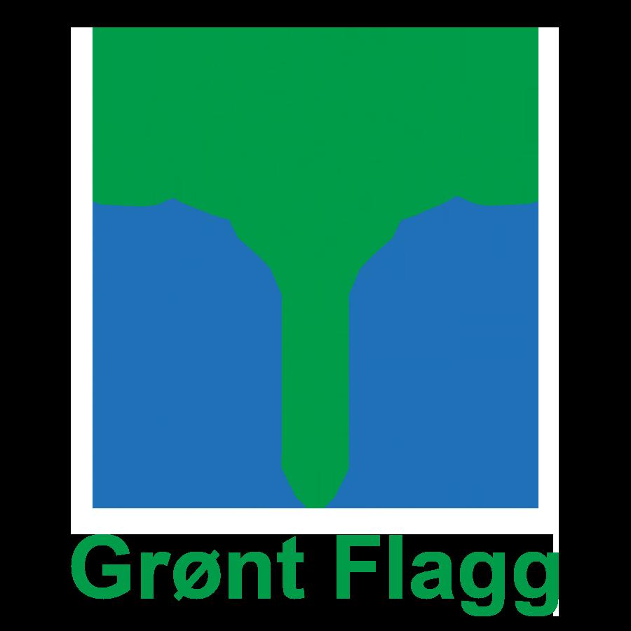 grønt flagg logo